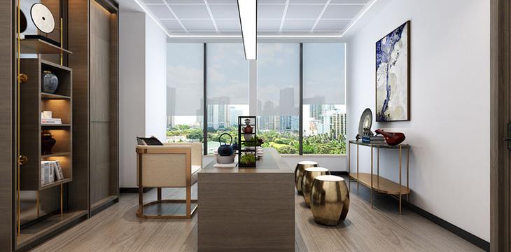 星艺装饰|晋江办公室 现代