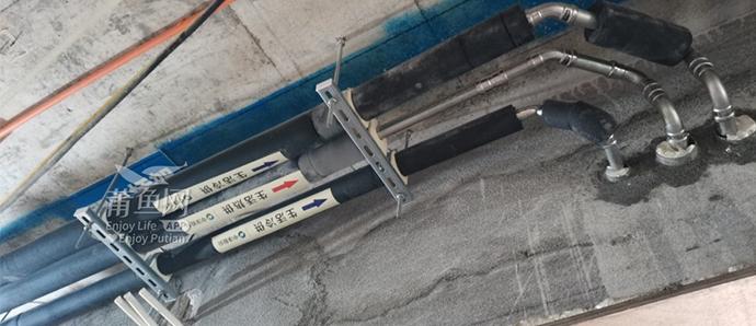 不锈钢水管现身莆田市场,或将成为高端装修的标配!